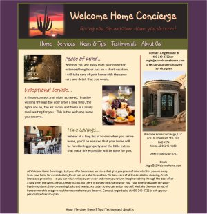 Welcome Home Concierge